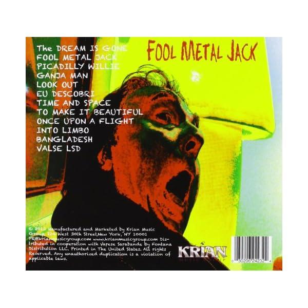 FOOL METAL JACKの紹介画像2
