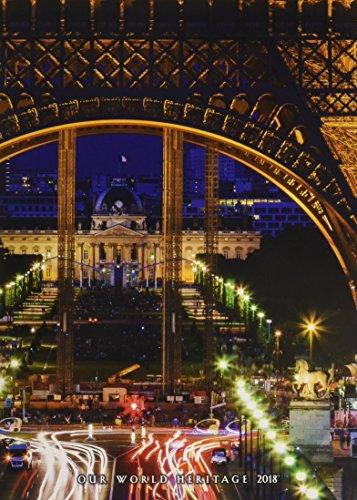 世界遺産手帳パリ エッフェル塔 2018 ([バラエティ]) 写真工房 978-4-434-23420-0