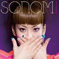 SONOMI「ツモリツモッテ」のCDジャケット
