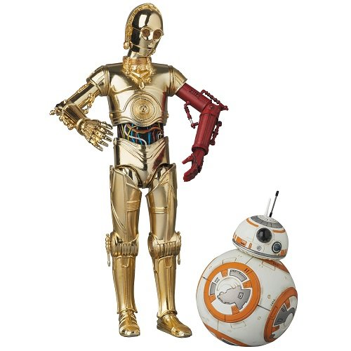 MAFEX マフェックス C-3PO & BB-8 SET 『スター・ウォー...