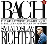 Bach: Well-Tempered Clavier Book 1【CD】 [並行輸入品]