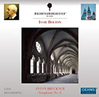 Symphony No 8 by ANTON BRUCKNER (2010-09-28)