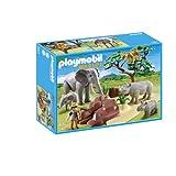 PLAYMOBIL (プレイモービル) African Savannah with Animals Set(並行輸入品)