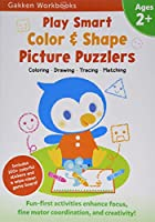 Play Smart Color & Shape Picture Puzzlers 2+ (11)