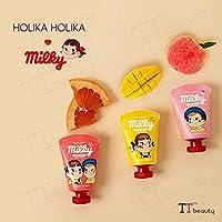 [HOLIKA HOLIKA/ホリカホリカ]ペコちゃんエディションハンドクリーム(30ml)/SWEET PEKO EDITION HAND CREAM[リミティッド][TTBEAUTY] (#3号-ピーチ)