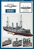 軽巡洋艦SMSオンディーヌ 1:250
