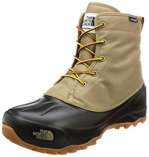 [ザ・ノース・フェイス] ブーツ Snow Shot 6 Boot TX III NF51760 モアブ×TNFブラック US 7(25 cm)