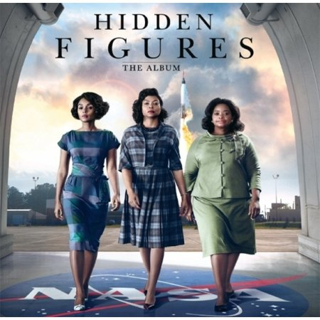 Hidden Figures: The Album - O.S.T. (Pharrell Williams Various Artists)