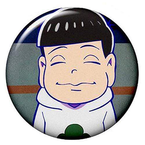 おそ松さん トレーディング缶バッジ vol.9 神松 単品