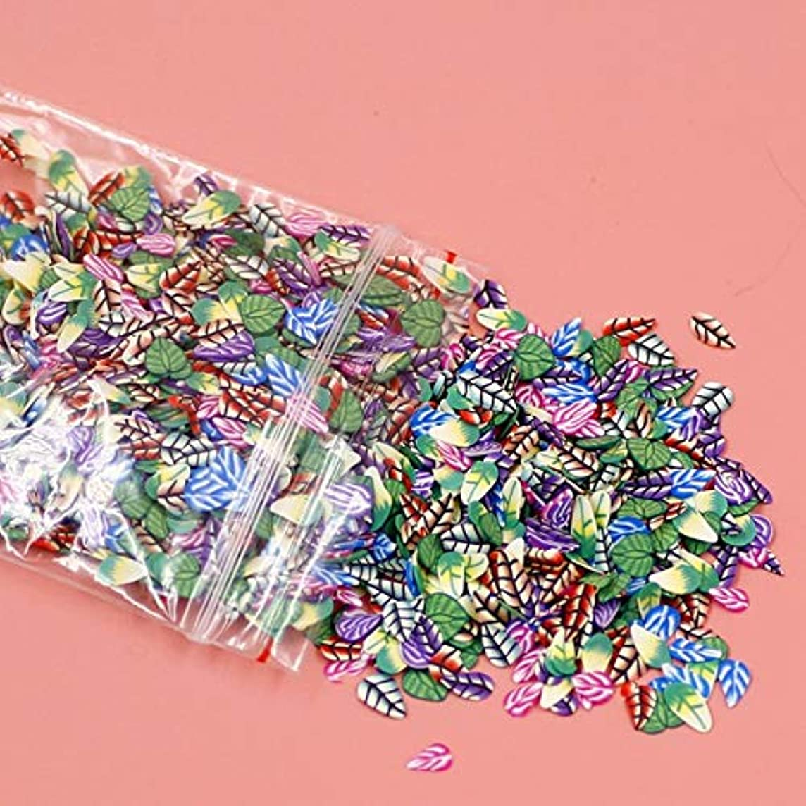 限定上回る涙が出るIntercorey 1000ピース/セット3dネイルアートステッカーフルーツスターネクタイ花ソフトセラミックdiyスライス小さな装飾装飾ネイルデカール