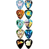 Pokemon Standard Guitar Picks (071mm) [並行輸入品]