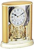 CITIZEN (シチズン) 電波 置き時計 パルドリーム R659 4RY659-018