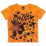 ベビードール ディズニー タイダイTシャツ 子供服 DISNEY Collection 90cm ミッキー