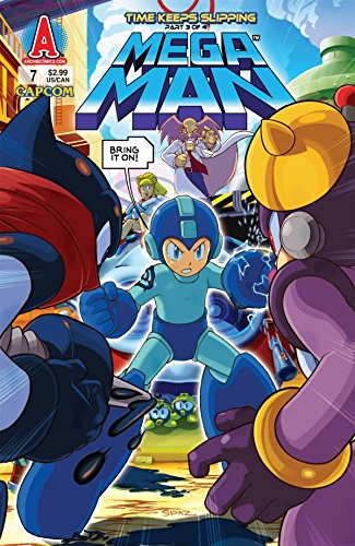 amazon mega man 7 english edition kindle edition by ian flynn