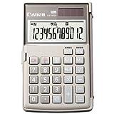 Canonその他 手帳タイプ電卓 LS-154TG HWBの画像