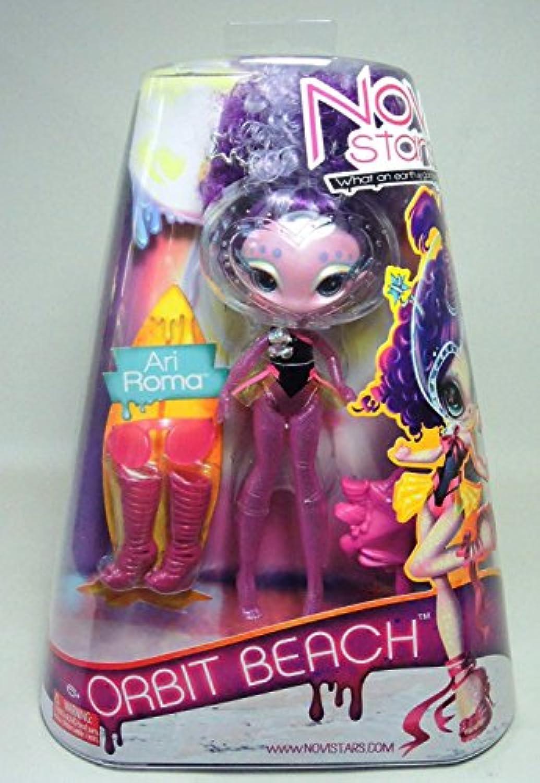 Novi Stars Orbit Ari Roma Beach Doll [並行輸入品]