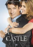 Castle: The Complete Fifth Season [DVD] [Import] -