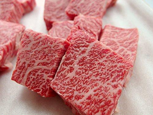 厳選 【 黒毛和牛 牝牛限定 】 サイコロ ステーキ 2Kg