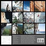 Climbing Rock 2020 Wall Calendar 画像