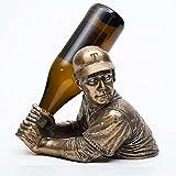 Texas Rangers Bam Vino Wine Bottle Holder by Team Sports America