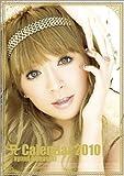 浜崎あゆみ 2010年 カレンダー 画像