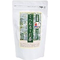 こへんるーだ茶 60g×2P うっちん沖縄 医者泣かせとも呼ばれる沖縄一の薬草 ほんのりやさしい甘み 有機栽培で手作りの健康ハーブティー