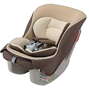 コンビ Combi チャイルドシート コッコロ S UX ビスケット (新生児~4歳頃対象) 取付け簡単コンパクト設計