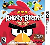 Angry Birds Trilogy nintendo 3ds (import)