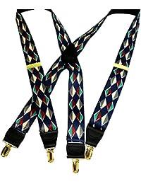 Hold-Up Suspender Co. ACCESSORY メンズ US サイズ: Large カラー: Multi
