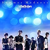 Summer Madness♪三代目 J Soul Brothers from EXILE TRIBEのCDジャケット