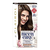 海外直送品Clairol Nice N Easy Nice 'n Easy Permanent Color Natural Medium Brown, Medium Brown 1 each (Pack of 3)