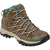 The North Face Women's Storm Iii Mid Wp, Wo Shoes, Cbbrn/Crckrybge