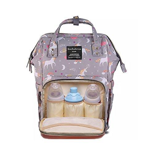 44b7f242f52b kachabrosマザーズバッグ,ママバッグ リュック 大容量 多機能 軽量 人気なママ旅行