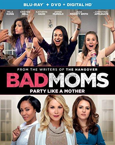 Bad Moms (Blu-ray + DVD + Digital HD)