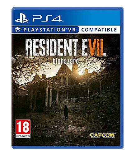 Resident Evil 7 Biohazard (PS4/PSVR) (輸入版)