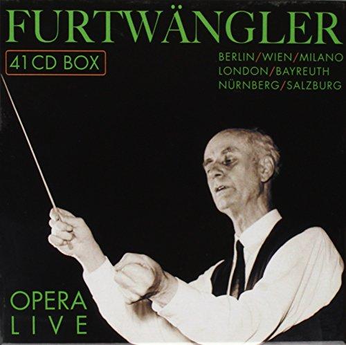 Furtwängler: Opera Live