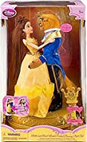 Disney Princess Beauty and the Beast Remote Control Dancing Exclusive 11.5-Inch Doll Set [Damaged Package] [並行輸入品]