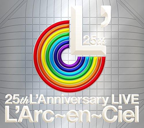 25th L'Anniversary LIVE-L'Arc-en-Ciel