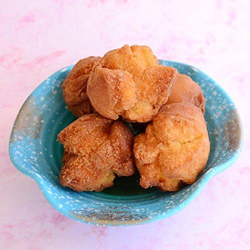 さーたーあんだぎー袋 プレーン 5個入り ×24袋 しろま製菓 沖縄銘菓のサーターアンダギー 食べやすいサイズでお子様にも大人気