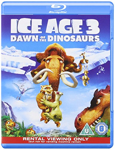 Ice Age 3 [Blu-ray] [Import anglais]