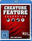 Creature Feature Selection [Blu-ray] [Import anglais]