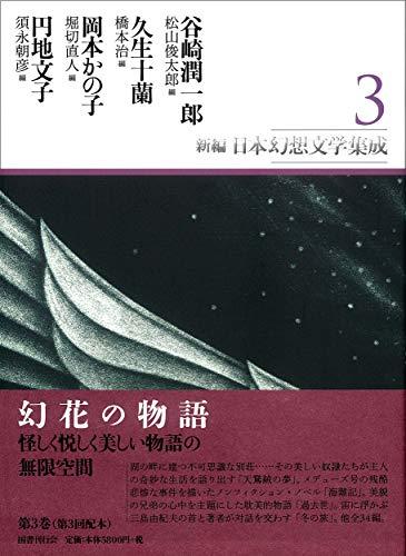 新編・日本幻想文学集成 第3巻の詳細を見る