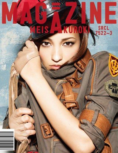 MAGAZINE(初回生産限定盤A)(DVD付)