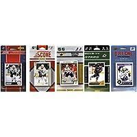 NHL Dallas Stars 5異なるLicensed Tradingカードチームセット、ブラウン、1サイズ
