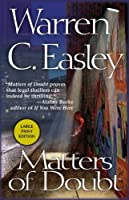 Matters of Doubt (Cal Claxton Oregon Mysteries)