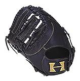 HI-GOLD(ハイゴールド) 少年軟式ファーストミット ルーキーズシリーズ 一塁手用 RH 左投げ RKG-188F ネイビー
