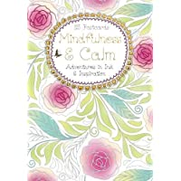 Mindfulness & Calm Postcard Book: Adventures in Ink & Inspiration (Hobbies and Craft)