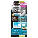 iPhone 8/7/6s/6 気泡ゼロ Gorilla ブルーライト低減フレームガラス ホワイト TR-IP174-GMF-GOBCCWT