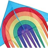 56 In. Stream Delta - Rainbow by Premier Kites [並行輸入品]