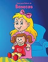 Livro para Colorir de Bonecas
